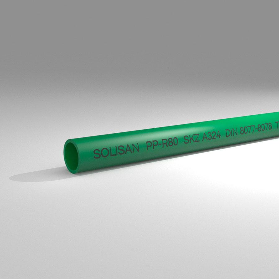 Solisan PPR pipe