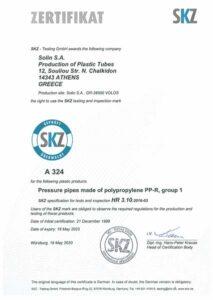 SKZ-PPR-SOLISAN