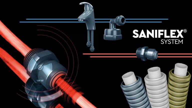 Ολοκληρωμένα συστήματα saniflex