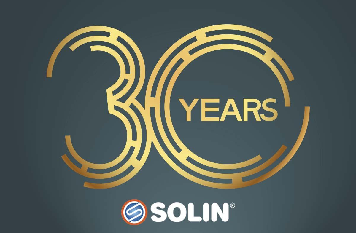 30 χρόνια Σωλήν