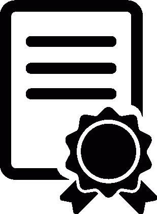 πιστοποιητικά λογότυπο