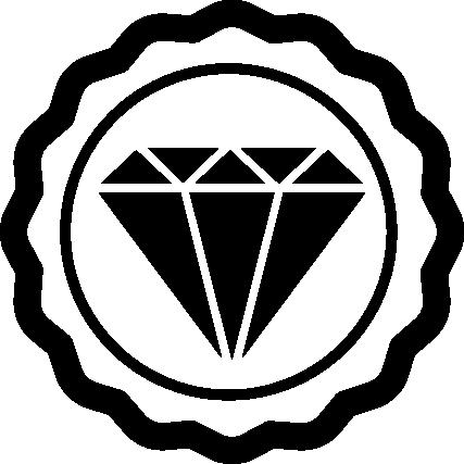 ποιοτικά προϊόντα λογότυπο