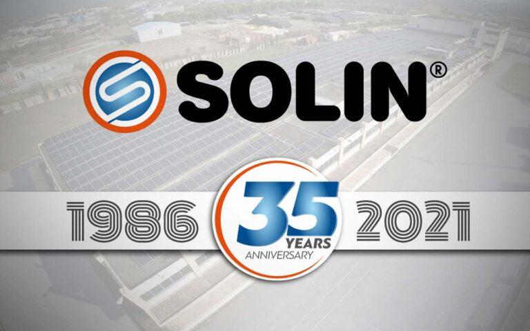 35 χρόνια Σωλήν